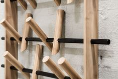Coat Frame - Trade Source Furniture Danish Coat Hanger We Do Wood Woodworking Software, Woodworking Projects, Woodworking Plans, Woodworking Jointer, Woodworking Basics, Woodworking Magazine, Woodworking Shop, Wood Furniture, Furniture Design
