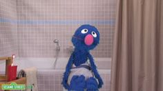 """Sadly, you are not a monster."" Aw Grover! Always was my favorite character :)"