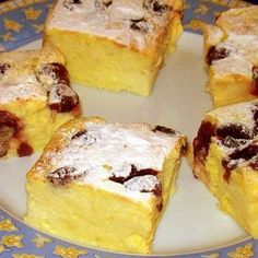 Érdekel a receptje? Summer Desserts, Sweet Desserts, No Bake Desserts, Easy Desserts, Sweet Recipes, Delicious Desserts, Cake Recipes, Dessert Recipes, Hungarian Desserts