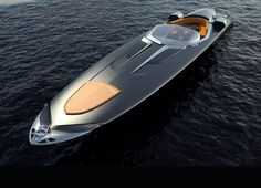 Hermes & Zeus IF60 Luxury Powerboat