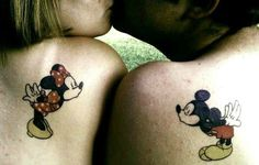 Awesome Disney tattoos