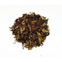 China pai Mu Than superior Geweldige witte thee met een bloemige smaak. De thee is geelachtig, geurig en iets zoet.