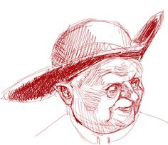 10 minutes pope Benedetto XVI