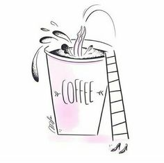 Happy Monday Diving into my morning coffee Who else is feeling the same way? Coffee Talk, Coffee Is Life, I Love Coffee, Coffee Break, My Coffee, Coffee Drinks, Morning Coffee, Coffee Shop, Coffee Cups