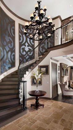 50+ Bilder Und Ideen Für Treppenaufgang Gestalten. Treppenhaus Designer  Wandgestaltung Klassisch