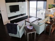 DIRECT BAY FRONT! Ocean, City, Bay and Boardwalk views! CORNER UNIT! Newly remodeled. 2 BALCONIES! 2 bedrooms with 2 FULL bathrooms. SOUTHERN EXPOSURE. Fresh dark oak wood flooring throughout. New stainless steel appliances in the kitchen. TILES BALCONIES! Deep kitchen sink. New furniture throughout. Beautifully decorated. New furniture throughout. Gorgeous chandelier in dining room. King-size bed. New bathrooms with new tile. Dimmers. Walk-in closets. Plenty of storage.