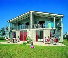 Roompot Beach Resort In Kamperland