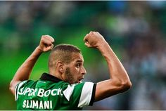 Leicester City's pursuit of Slimani has gone from the deep freeze
