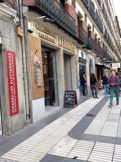 Horchatería Alboraya en Madrid, Madrid