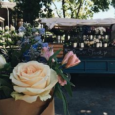 I believe in buying yourself flowers because
