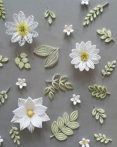 13 Paper Quilling Design Ideas That Will Stun Your Friends Paper Quilling Cards, Paper Quilling Flowers, Paper Quilling Patterns, Paper Quilling Jewelry, Neli Quilling, Quilled Paper Art, Quilling Craft, Quilling Flowers Tutorial, Flower Tutorial