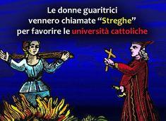 Umberto Marabese : La Santa Inquisizione aveva lo scopo di distrugger...
