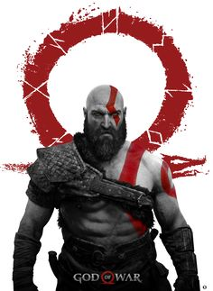 God Of War by KindratBlack.deviantart.com on @DeviantArt