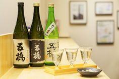 京都駅からすぐ。飲み比べが楽しめるスタンディングバー併設の日本酒専門店「浅野日本酒店KYOTO」 ことりっぷ