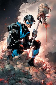 NIGHTWING #45 VARIANT