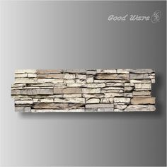 H&K Goodware is a manufacturer of durable, realistic faux stone panels which install quickly and easily. Customized polyurethane Moldings are available. Faux Brick Panels, Brick Paneling, Diy Home Decor On A Budget, Green Building, Decoration, Interior Design Living Room, Firewood, Wall Decor, Pakistan