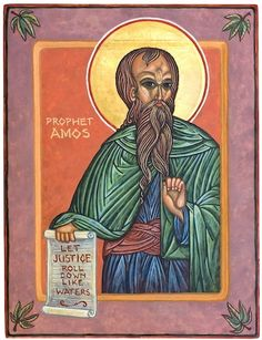 amos bible | Where was Amos the prophet's home? Tekoa (Amos 1:1)