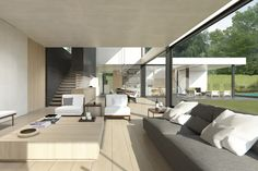 DH House by Dieter Vander Velpen Architects