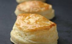 Homemade Puff Pastry - My Easy Cooking Easy Pastry Recipes, Baking Recipes, Dessert Recipes, Desserts, Bread Recipes, Danish Recipes, Tart Recipes, Easter Recipes, Breakfast Recipes