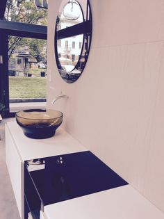 Murano washbasin Rexa design- fuorisalone 2017