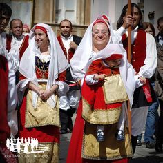 356° Festa di Sant'Efisio - Costume Dolianova