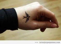 Resultado de imagen para tatoo pajaro