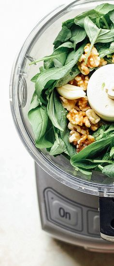 ... Regulars on Pinterest | Basil walnut pesto, Thermomix and Baked oats
