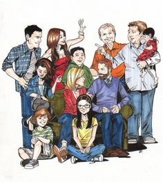 Modern Family - Now THIS is a show!!!