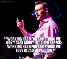 Simon Sinek TED Talk Leader.  Haha some parts to my job this year!