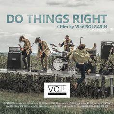 The Wax Road nu temai lasă să aștepți! Luni, 6 iunie, dis-de-dimineață, pe propriul canalYouTubeva fi lansatclipul Do Things Right!