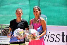 ITF Women´s Open , Klosters 2018  Die Finalisten