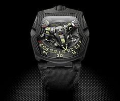 URWERK revoluciona la relojería con su nuevo y espectacular UR-210.