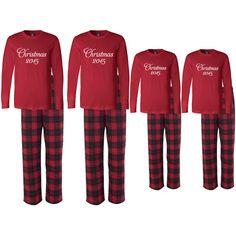 93b9627948 Matching Flannel Christmas 2016 Family Christma Pajamas