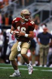 Chris Weinke, Florida State Seminoles, Football
