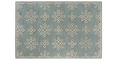 Add depth to any room with this chic rug rendered in an inviting palette. Hand-tufted of 100% wool, this floor covering makes a versatile and stylish foundation that will complement a variety of...