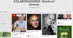 OS INVITAMOS A QUE VISITÉIS NUESTRO PINTEREST CON LOS TABLEROS DE LOS COLABORADORES CON TODOS SUS ARTÍCULOS ACTUALIZADOS. ESTA SEMANA  Desde mi Almena por Valentín Carrera http://www.pinterest.com/revcyl/colaboradores-desde-mi-almena/