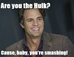 .:Bruce Banner's Pick Up Line:. by ~Flying-With-The-Owls on deviantART