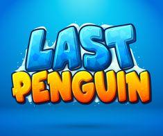 Last penguin game on behance 캐쥬얼 로고 игровой дизайн, шрифты, дизайн. Game Font, Game Ui, Slot Machine, Machine Video, Las Vegas, Game Logo Design, Game Title, Behance, Brand Identity