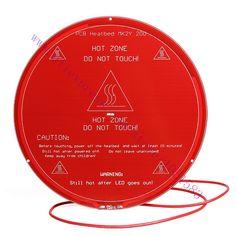 $19.55 (Buy here: https://alitems.com/g/1e8d114494ebda23ff8b16525dc3e8/?i=5&ulp=https%3A%2F%2Fwww.aliexpress.com%2Fitem%2FFree-Shipping-3D-printer-Reprap-PCB-Heated-HeatBed-plate-Reprap-MK2Y-Round-Heating-Bed-Heating-Diameter%2F32236483304.html ) Free Shipping, 3D printer Reprap PCB Heated HeatBed plate Reprap MK2Y Round Heating Bed, Heating Diameter 200mm for just $19.55