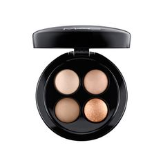 Mineralize Eye Shadow x 4 in NanoNude from our Future M·A·C collection.