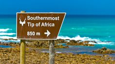 Cape Agulhas Southernmost Tip of Africa. West Africa, South Africa, My Land, What A Wonderful World, Beautiful Places To Visit, Africa Travel, Adventure Is Out There, Holiday Destinations, Cape Town