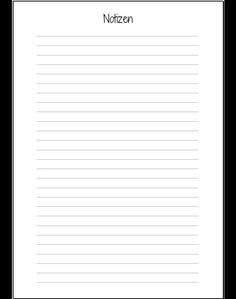 60x Notizen Einlagen A5 Filofax Kikki K 120g