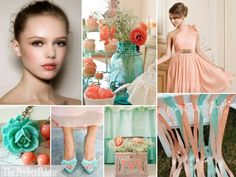 Looking for your wedding color palette? The Perfect Palette wants to help! The Perfect Palette is dedicated to helping you see the many ways you can use color to bring your wedding to life. Aqua Wedding Colors, Summer Wedding Colors, Wedding Color Schemes, Rustic Wedding, Our Wedding, Dream Wedding, Wedding Tips, Ivory Wedding, Wedding Peach