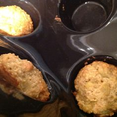 Mini-muffins baked in Demarle flexi-muffin pan...no oil, no stick, just enjoy.