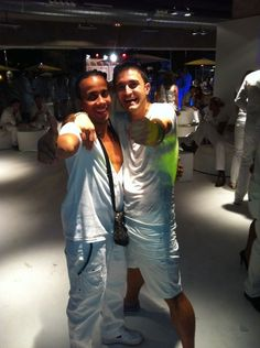 The best Sensation party...Barcelona 2011 8 october with my friend Morenaoooo The Vip Ticket is always Good Idea for the sens..!!