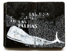 Black Moleskine 10 by Juan Rayos, via Flickr