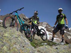 YEAAAA!!! Il VERO downhill in val di sole! www.centrobikevaldisole.com
