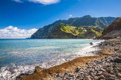 Rantamaisemaa Altantin rannalta. #Madeira #Aurinkomatkat #ocean