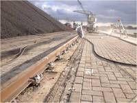 Betonrot bestaat niet! Het woordenboek schrijft bij betonschade 'betonrot' en vervolgens bij betonrot: aantasting, verkruimeling van beton, waardoor de wapening gaat roesten'.