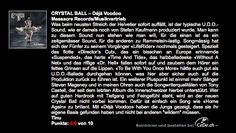 Review from Swiss webzine www.metalfactory.ch  8.8 / 10 #dejavoodoo #review #crystalball #metalfactory #crystalballrocks Voodoo, Metal Magazine, Press Release, Crystal Ball, Concerts